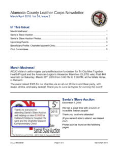 ACLC 4/16 Newsletter Page 1 Thumbnail